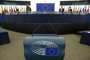 Lietuvos atstovų aktyvumas Europos Parlamente – kuklus