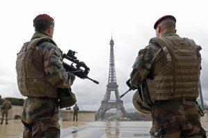 Belgija pateikė kaltinimus trečiam teroristui dėl sąmokslo atakuoti Prancūziją