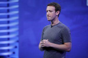 """Vokietijoje pradėtas tyrimas prieš """"Facebook"""" įkūrėją"""