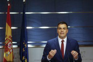 Žlugus deryboms dėl koalicijos Ispanija rengiasi rinkimams