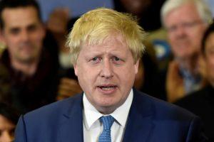 B. Johnsonas: Rusija taikėsi į Britaniją, nes ši viešino Maskvos nusižengimus