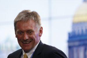 Kremlius nesitiki jokio proveržio dėl Ukrainos per derybas Berlyne