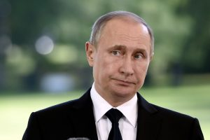 V. Putinas vyksta vienos dienos vizito į Suomiją