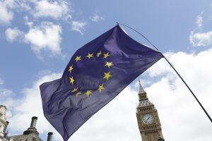 "Europos Parlamentas balsuos dėl ""Brexit"""