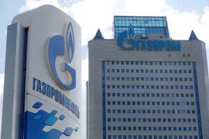 """""""Gazprom"""" pasirašė OPAL dujotiekio Vokietijoje susitarimą"""