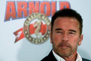Holivudo žvaigždė A. Schwarzeneggeris įkliuvo Vokietijos policijai