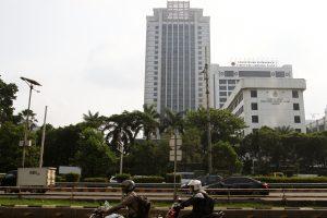 Indonezietis areštuotas dėl pornografijos rodymo gatvės reklamos ekrane