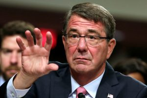 Pentagono vadovas kaltina Rusiją žvanginimu branduoliniais ginklais