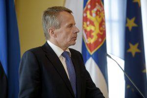 Naujasis Estijos užsienio reikalų ministras apsilankys Latvijoje ir Lietuvoje