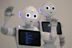 Europos Parlamento nariams kelia nerimą robotai