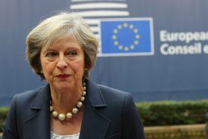 Th. May ragina ES pateikti atsaką Rusijai dėl žiaurumų Sirijoje