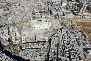 Pasibaigus paliauboms Alepą vėl drebina susirėmimai