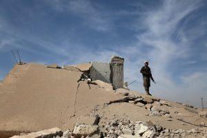 Per JAV koalicijos ataką šalia Rakos žuvo 16 civilių