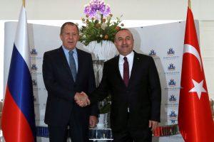 S. Lavrovas: Rusija ir Sirija nekaltos dėl turkų karių žūties