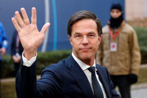 Olandų premjeras: ES ir Ukrainos sutarties žlugimas – didžiausia dovana V. Putinui