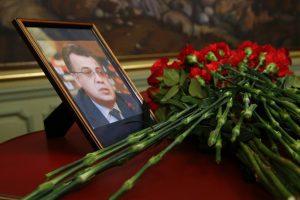 Rusijos tyrėjai išskrido į Turkiją tirti ambasadoriaus nužudymo
