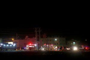 Jordanijoje per susišaudymą su teroristais žuvo keturi policininkai