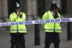 Londono oro uoste sulaikytas teroro išpuolį planavęs vyras