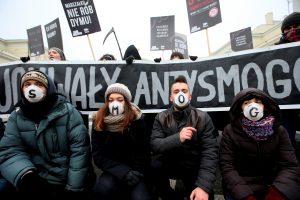 ES teismas pripažino Lenkiją kalta dėl oro kokybės normų pažeidimų