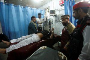 Pakistane per Talibano mirtininkų išpuolį žuvo penki žmonės