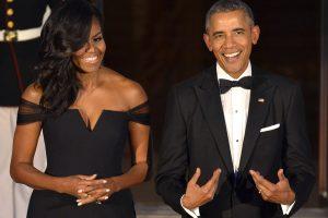 B. ir M. Obamos išleis memuarus