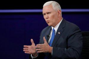 JAV viceprezidentas neigia taikąs dvigubus standartus
