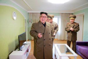 Rusija: JAV suka ydingą ratą dėl Šiaurės Korėjos