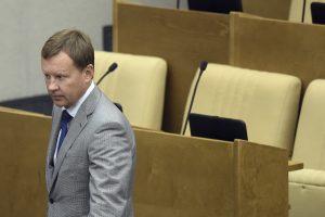 Ukrainos tyrėjai nustatė buvusio Rusijos deputato nužudymo motyvus