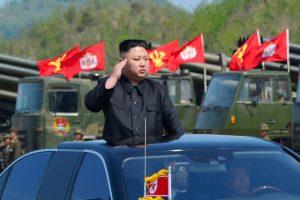 Šiaurės Korėja kaltina CŽV planuojant nužudyti Kim Jong Uną