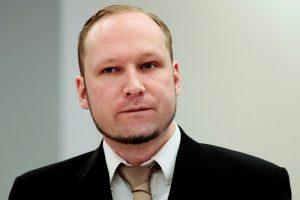 A. B. Breivikas pasikeitė vardą ir pavardę