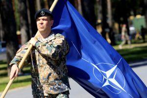 NATO rengiasi didžiausioms karinėms pratyboms nuo Šaltojo karo laikų