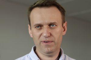 A. Navalnui skirta bauda dėl rinkimų kampanijos lankstinukų