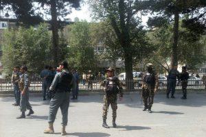 Kabule per sprogimą netoli JAV ambasados žuvo keturi žmonės