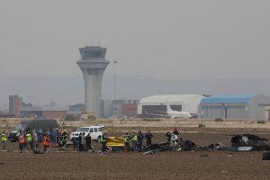 Ispanijoje sudužo karo lėktuvas: pilotas žuvo