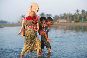 Lietuva skyrė lėšų humanitarinei pagalbai Mianmaro pabėgėliams