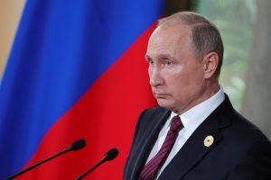 V. Putinas: JAV bendroves Rusijoje pakeis konkurentai