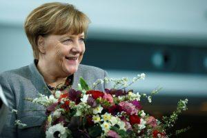 A. Merkel planuoja vyriausybei vadovauti visą kadenciją