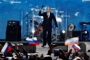 Rinkimai Rusijoje: ko bijo elitas ir būdų V. Putinui išlaikyti valdžią paieškos