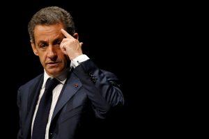 Sulaikytas buvęs Prancūzijos prezidentas N. Sarkozy