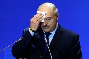 A. Lukašenkos patarėjas įkliuvo imdamas 200 tūkst. dolerių kyšį