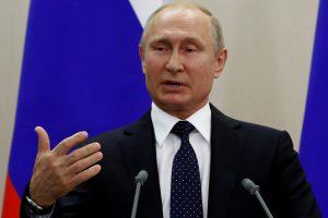 Kas taps naujuoju V. Putino paslapčių sergėtoju?