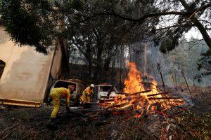Portugalijoje toliau siautėja miškų gaisrai