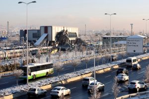 Ankaroje per traukinio avariją žuvo devyni žmonės