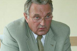 Buvęs Šiaulių ligoninės vadovas prašo jo atleidimą pripažinti neteisėtu