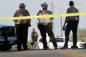JAV oro pajėgų klaida leido Teksaso šauliui įsigyti ginklų