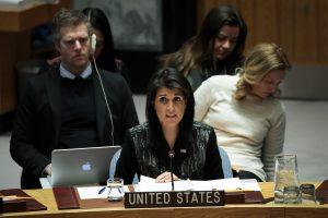 JAV ir Rusija surėmė ietis dėl chloro dujų atakų Sirijoje