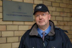 Staiga mirė Valstybinės darbo inspekcijos vadovas