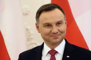Narystę ES Lenkijos prezidentas palygino su praeities okupacijomis