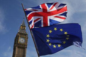 """Apklausa: dauguma britų nepritaria T. May planui dėl """"Brexit"""""""