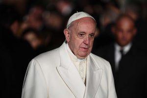 Popiežiui gėda, kad jaunimui teks paveldėti susiskaldžiusį pasaulį